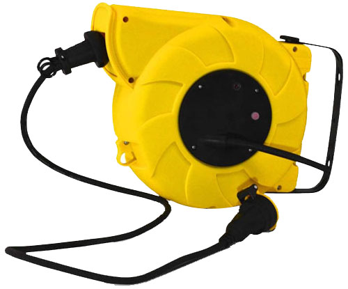 Avis - I-Watts Pro I-EEAM07-1520 Enrouleur électrique automatique 20 m