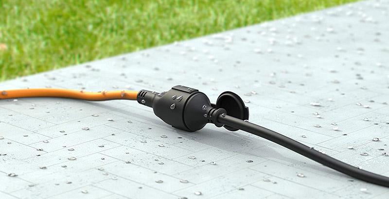 test Brandson Rallonge électrique extérieure de 50m